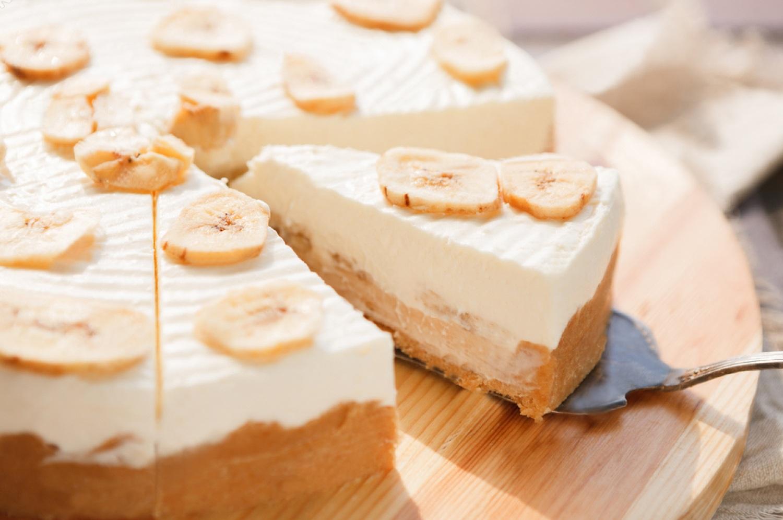 Баноффи рецепт с печеньем