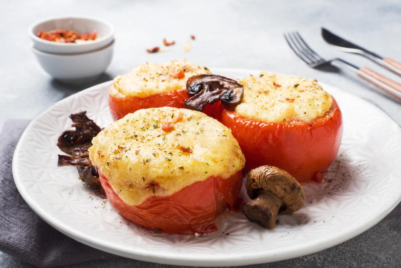 Фаршированные помидоры рецепт в духовке