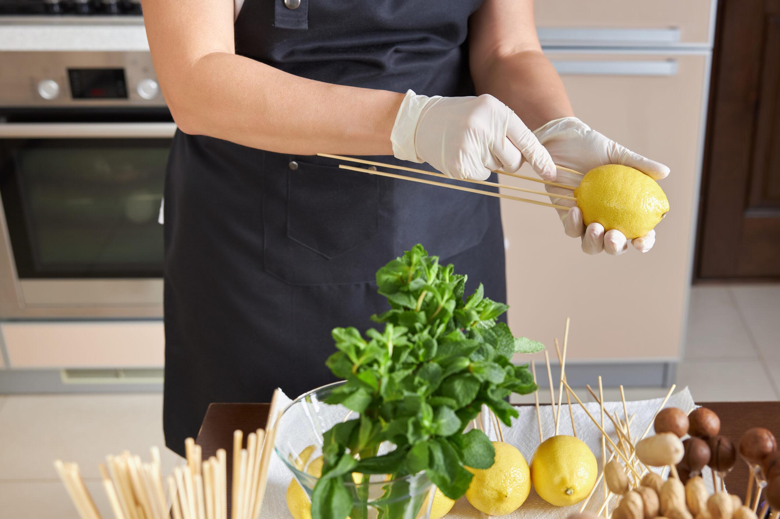 Фото как сделать букет из фруктов своими руками пошаговое фото