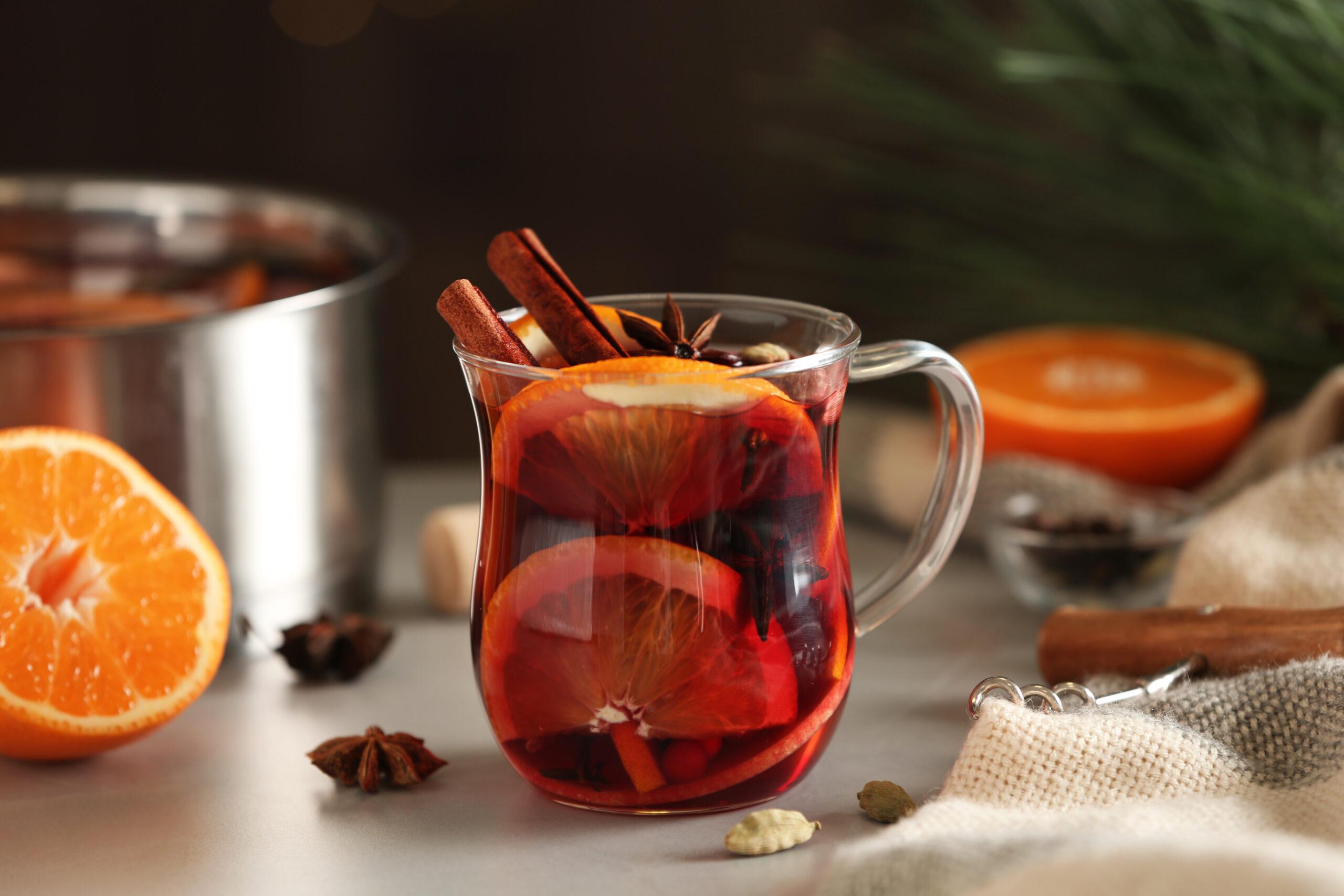 Глинтвейн рецепт приготовления в домашних условиях из красного вина