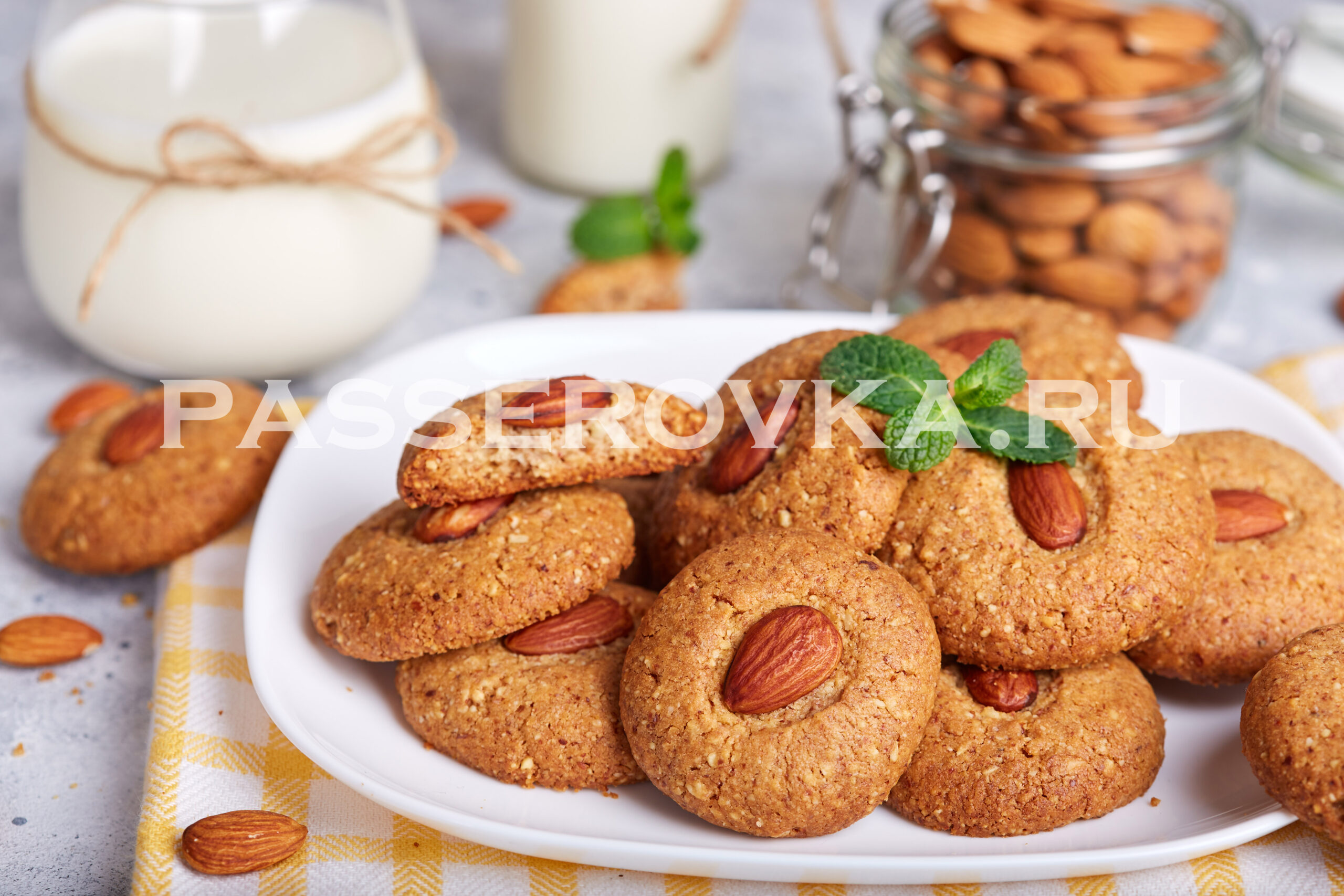 Курабье печенье рецепт