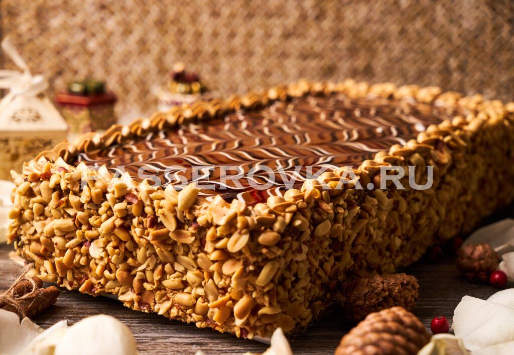 Шоколадный торт на кипятке рецепт
