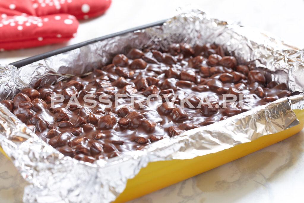 Рокки роуд десерт